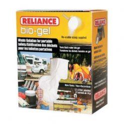 Reliance Bio-Gel Waste Gelation Solution For Portable Toilets - Stadium Pal