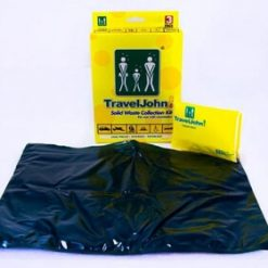 TravelJohn Solid Waste Collection Kit - Portable Toilet - Stadium Pal
