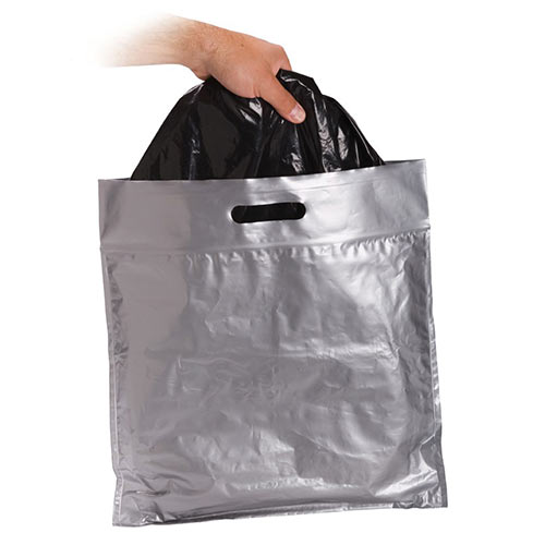Portable Toilet Waste Bags for Camping Tailgating and Emergency Preparedness