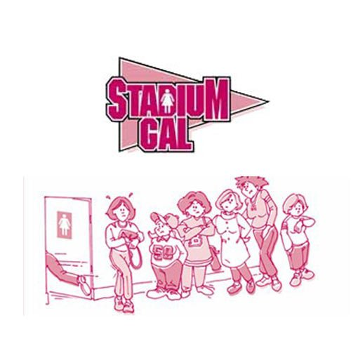 Stadium Gal - Portable Urinal For Women - Avoid Public Restrooms - Female Personal Hygiene