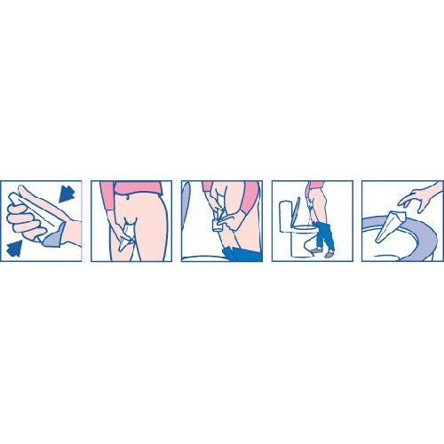Instructions On How To Use The Urinelle - Female Urinary Cones