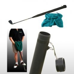 UroClub golf urinal - portable urinal for the golfer in the family